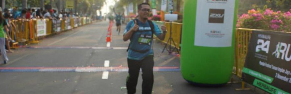 Herbalife 24 Run – Lomba Lari 5 Kilometer Pertamaku
